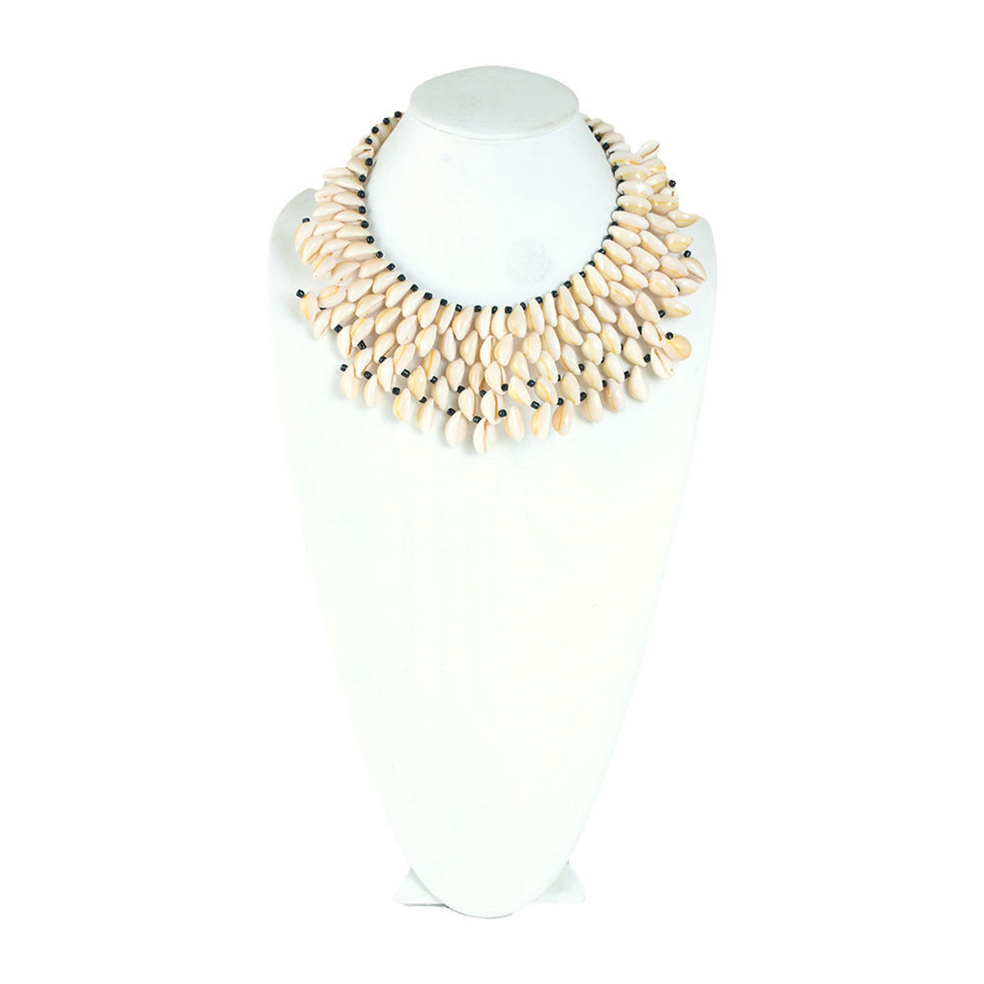 Picture of Cowrie Shell Necklace:  Style-A
