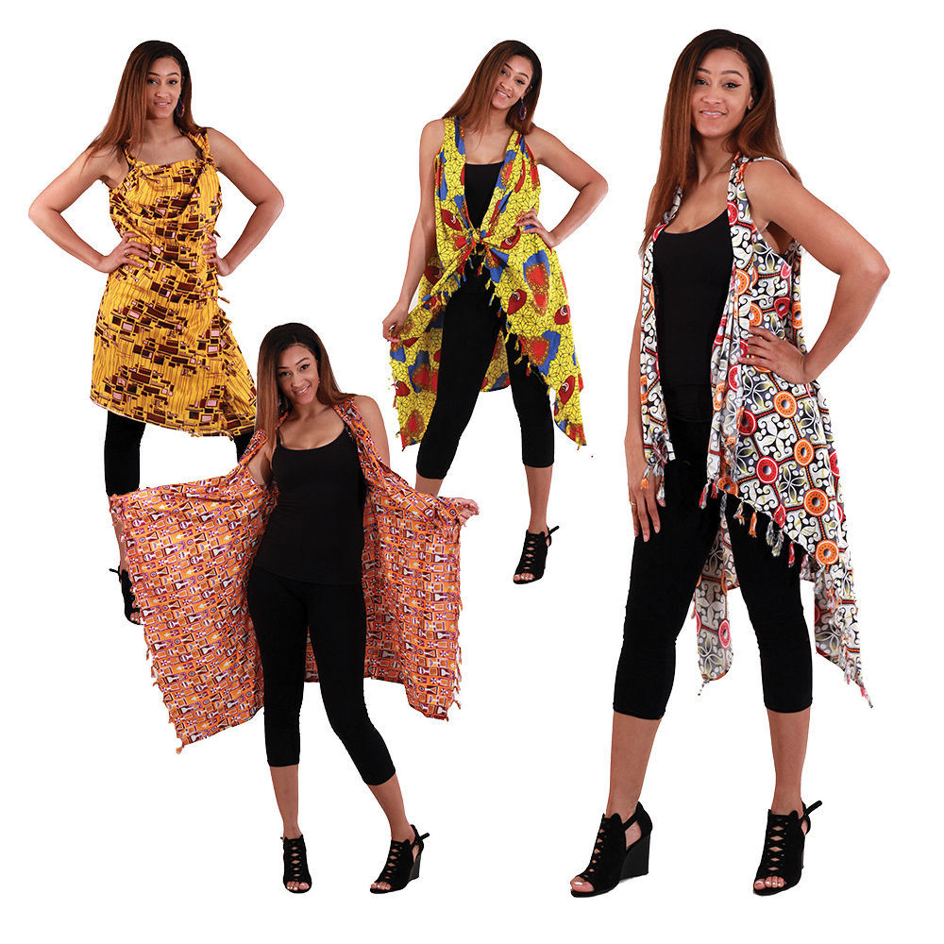 Picture of Set Of 10 ASSORTED Sarongs