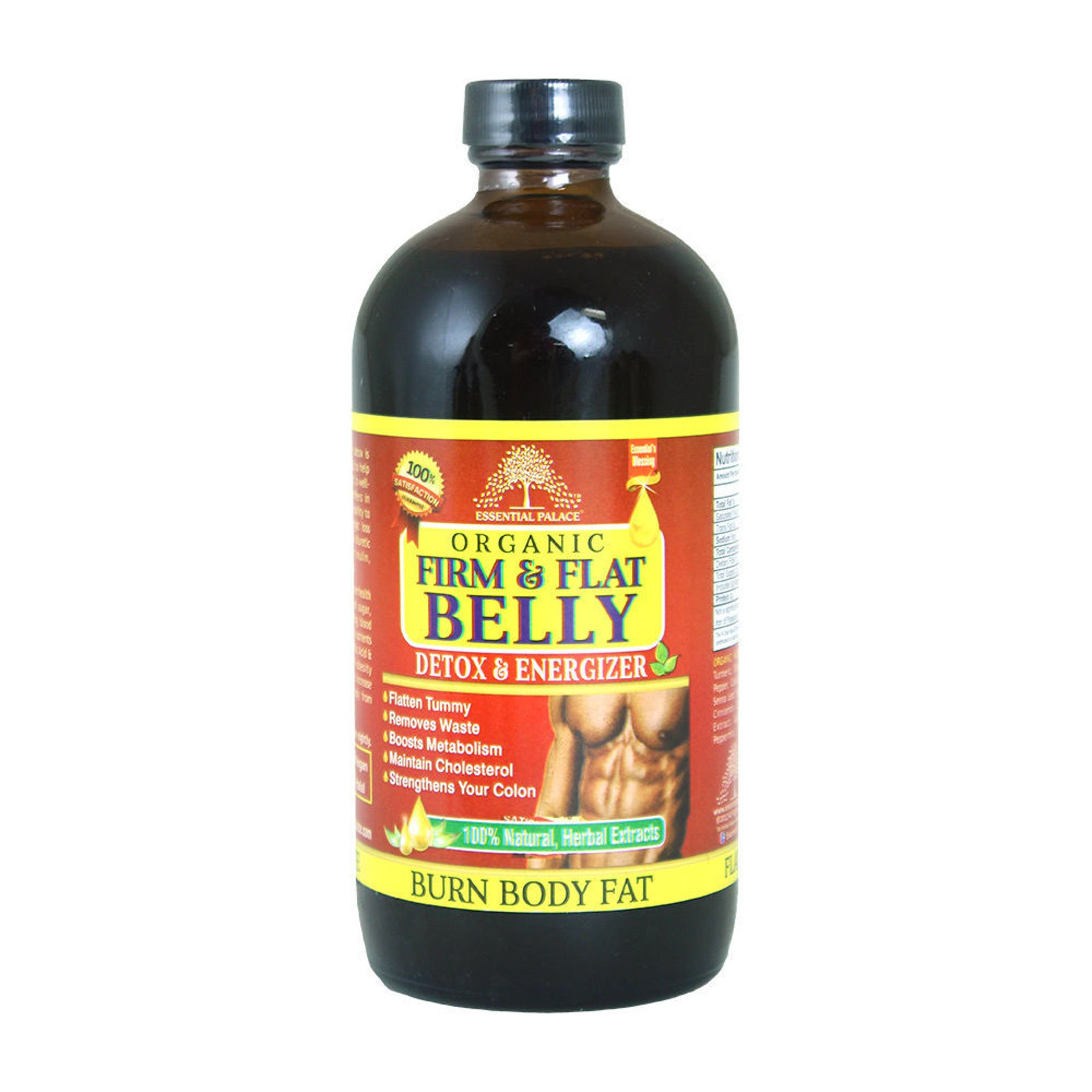 Picture of Organic Firm & Flat Belly Detox - 16 oz