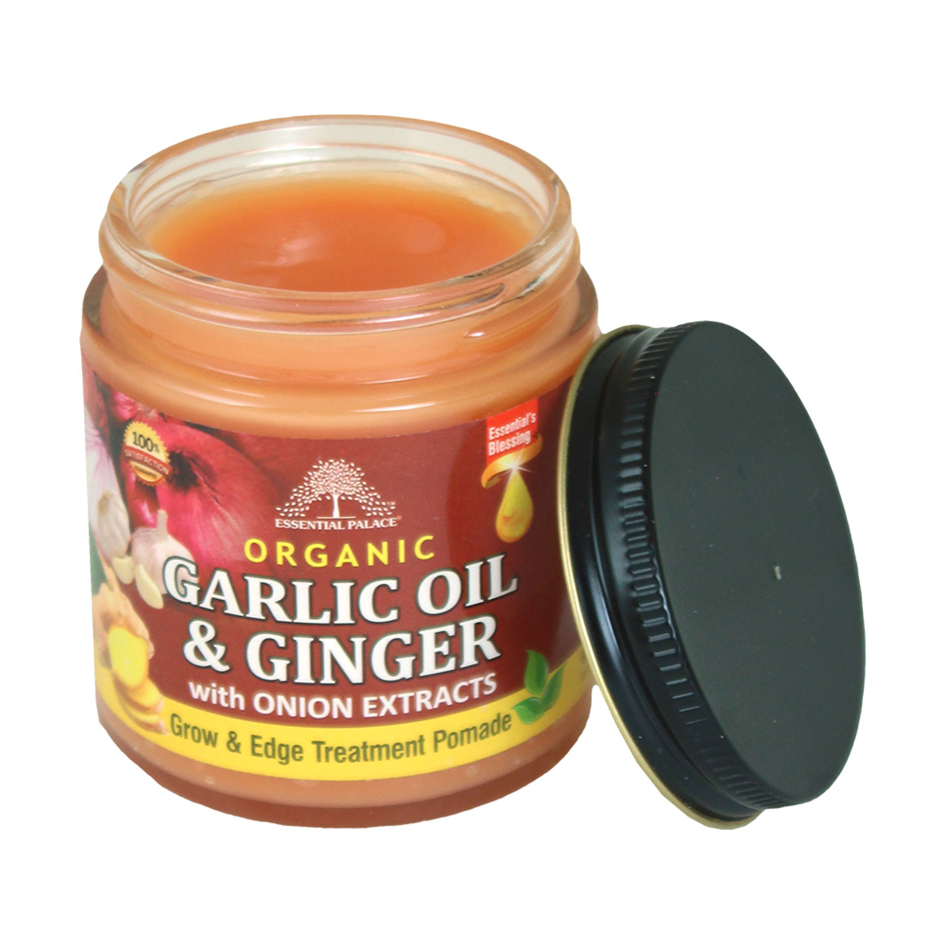 Picture of Organic Garlic Oil & Ginger Hair Pomade