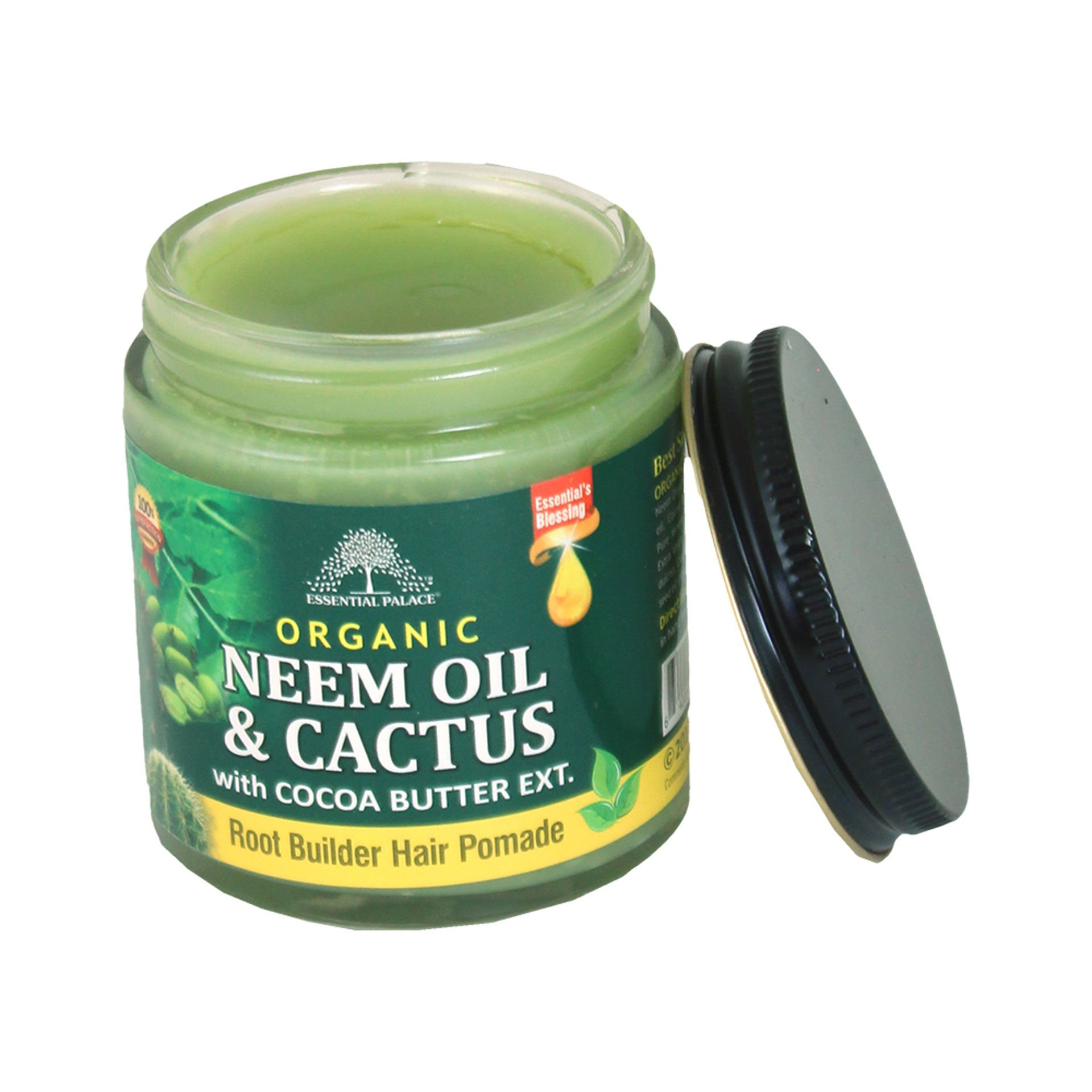 Picture of Organic Neem Oil & Cactus Hair Pomade