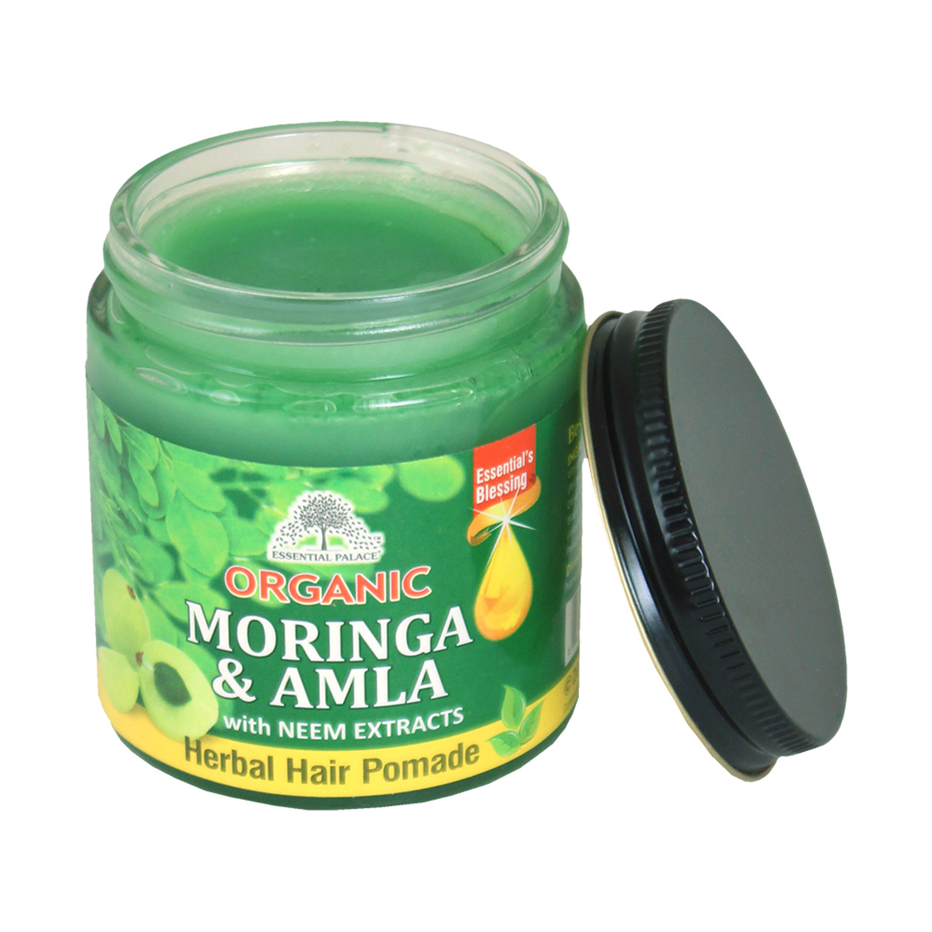 Picture of Organic Moringa & Amla Hair Pomade