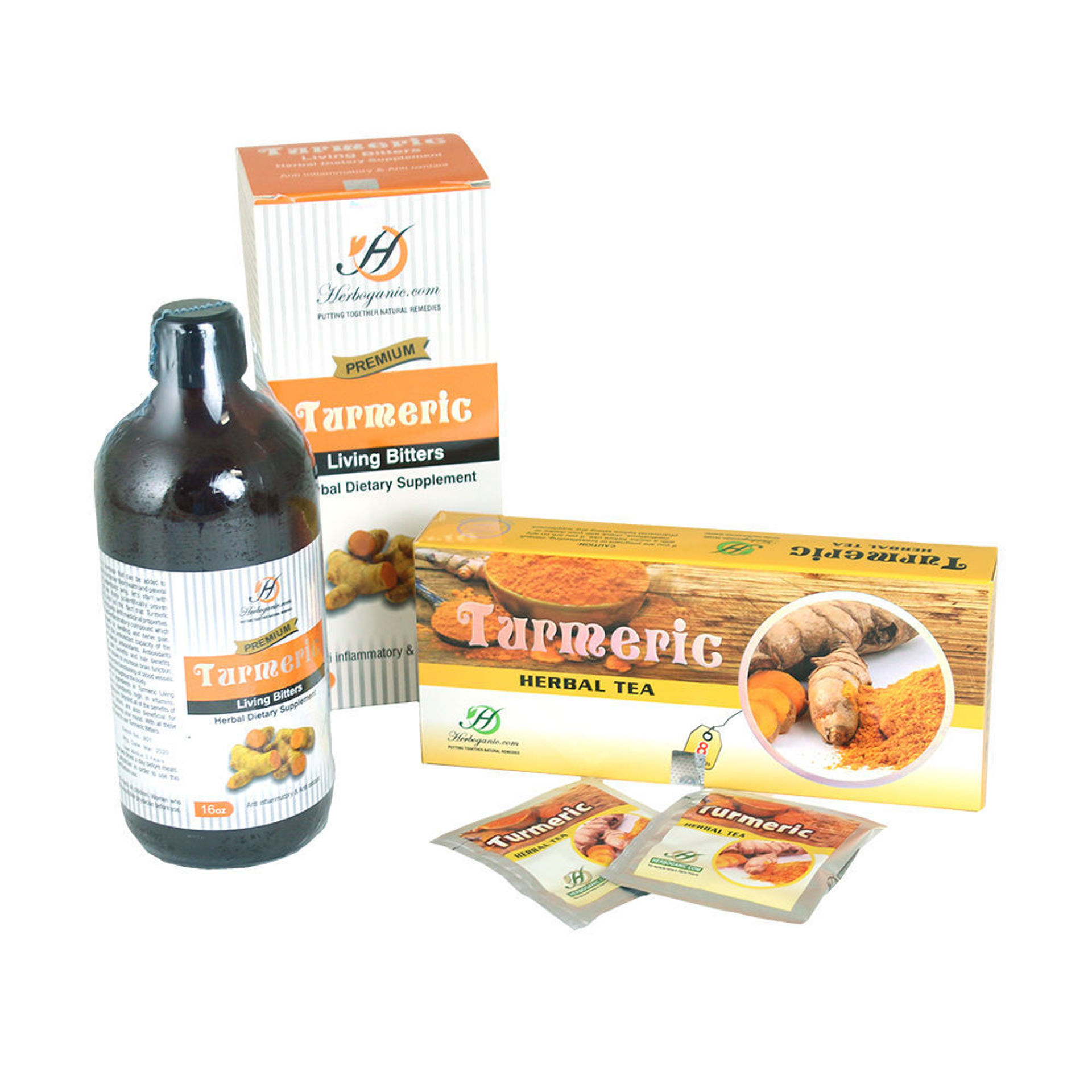 Picture of Turmeric Bitters Premium Box Set