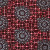 Picture of African Print Star Fabric