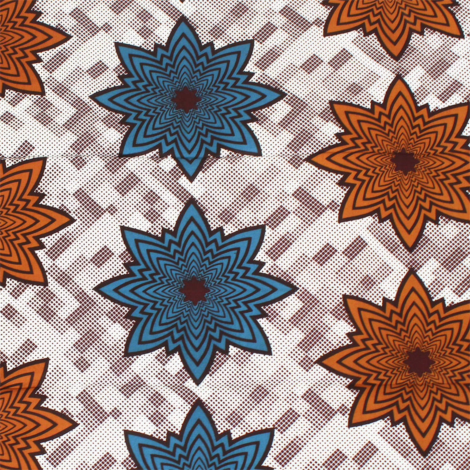 Picture of African Print Superstar Fabric