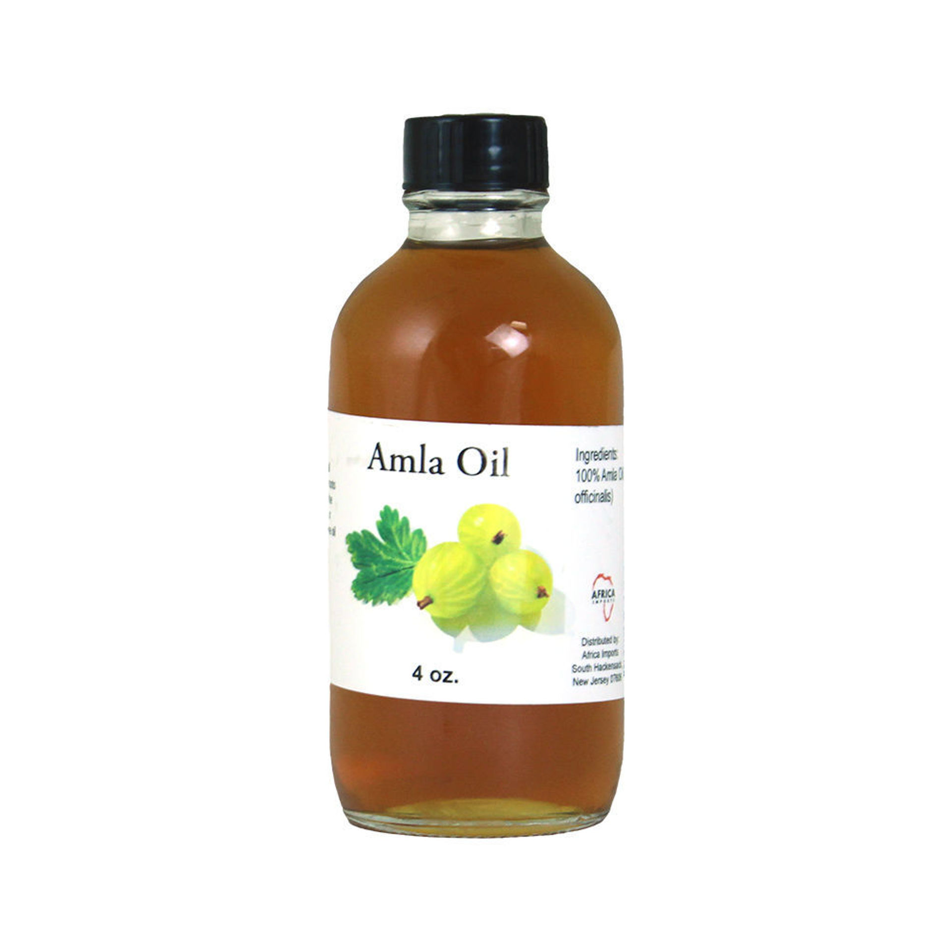 Picture of Amla Oil (Organic) - 4 oz.