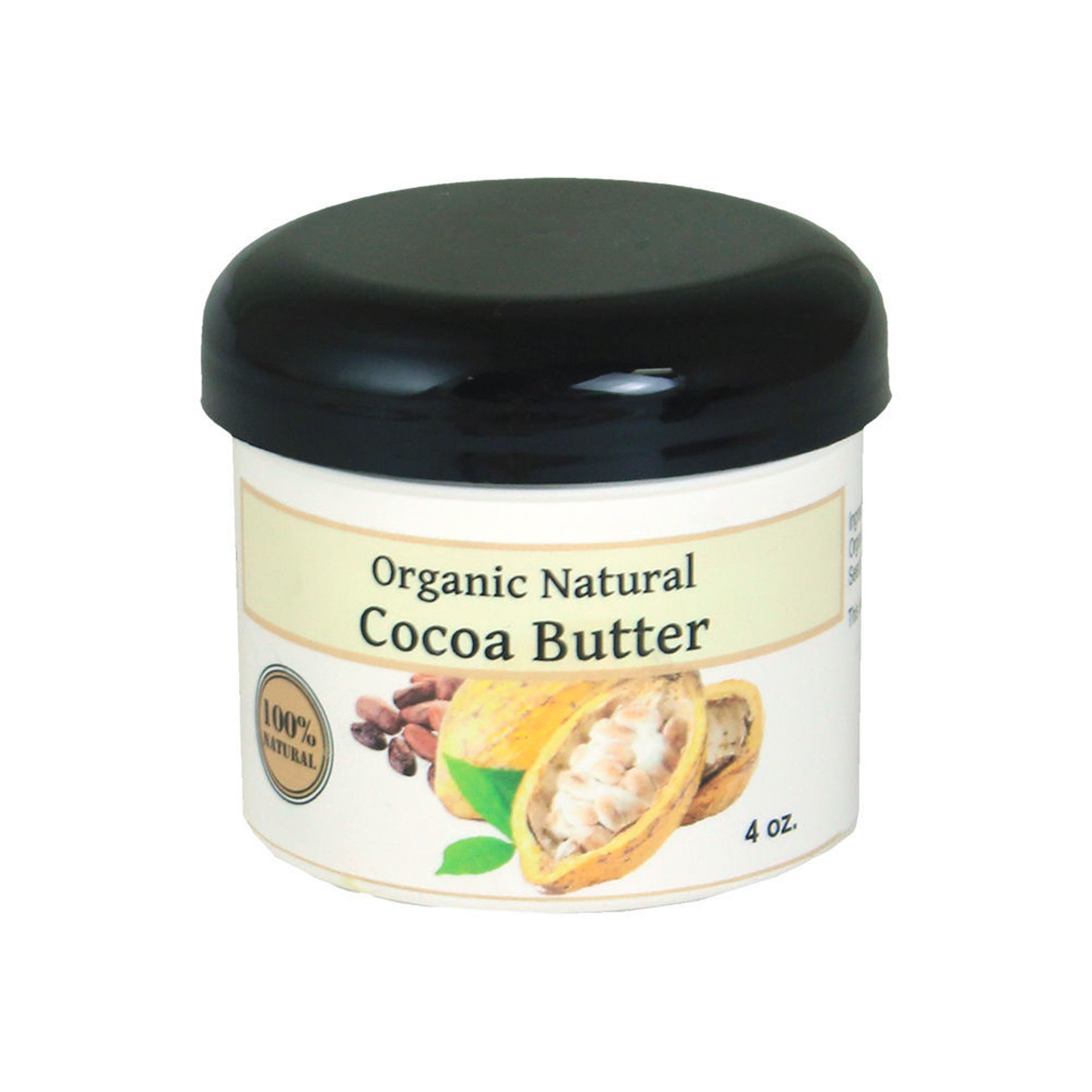 Picture of Organic Cocoa Butter - 4 oz.