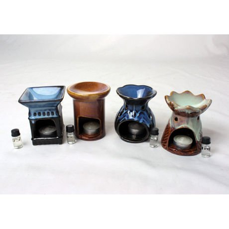 Picture for category Oil Burners and Candles