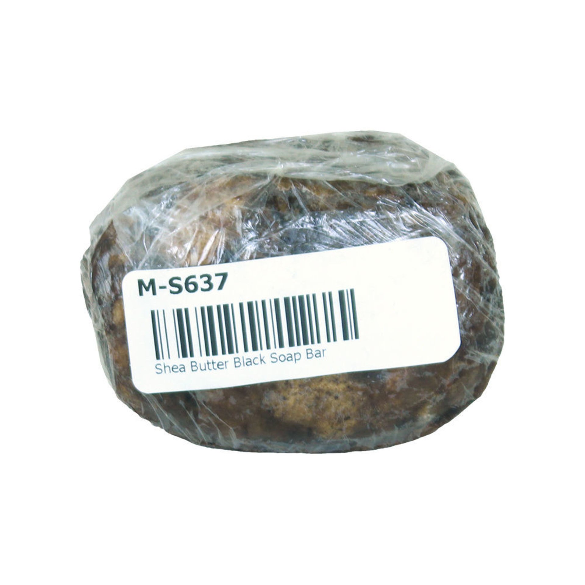 Picture of Shea Butter Black Soap Bar