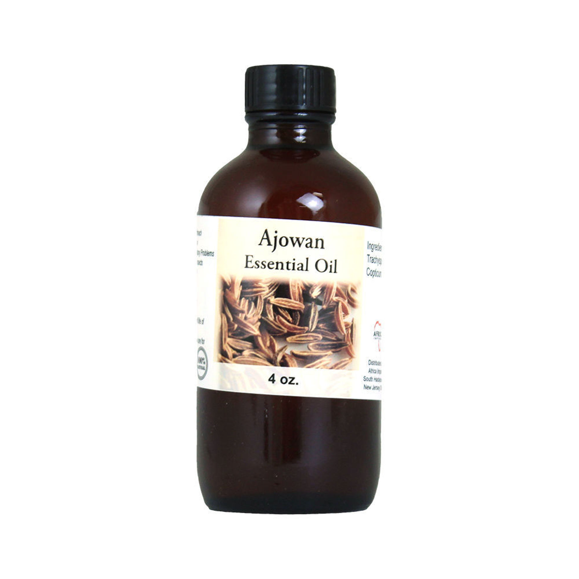 Picture of Ajowan Essential Oil - 4 oz.
