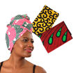 Picture of Set Of 3 African Print Head Wraps