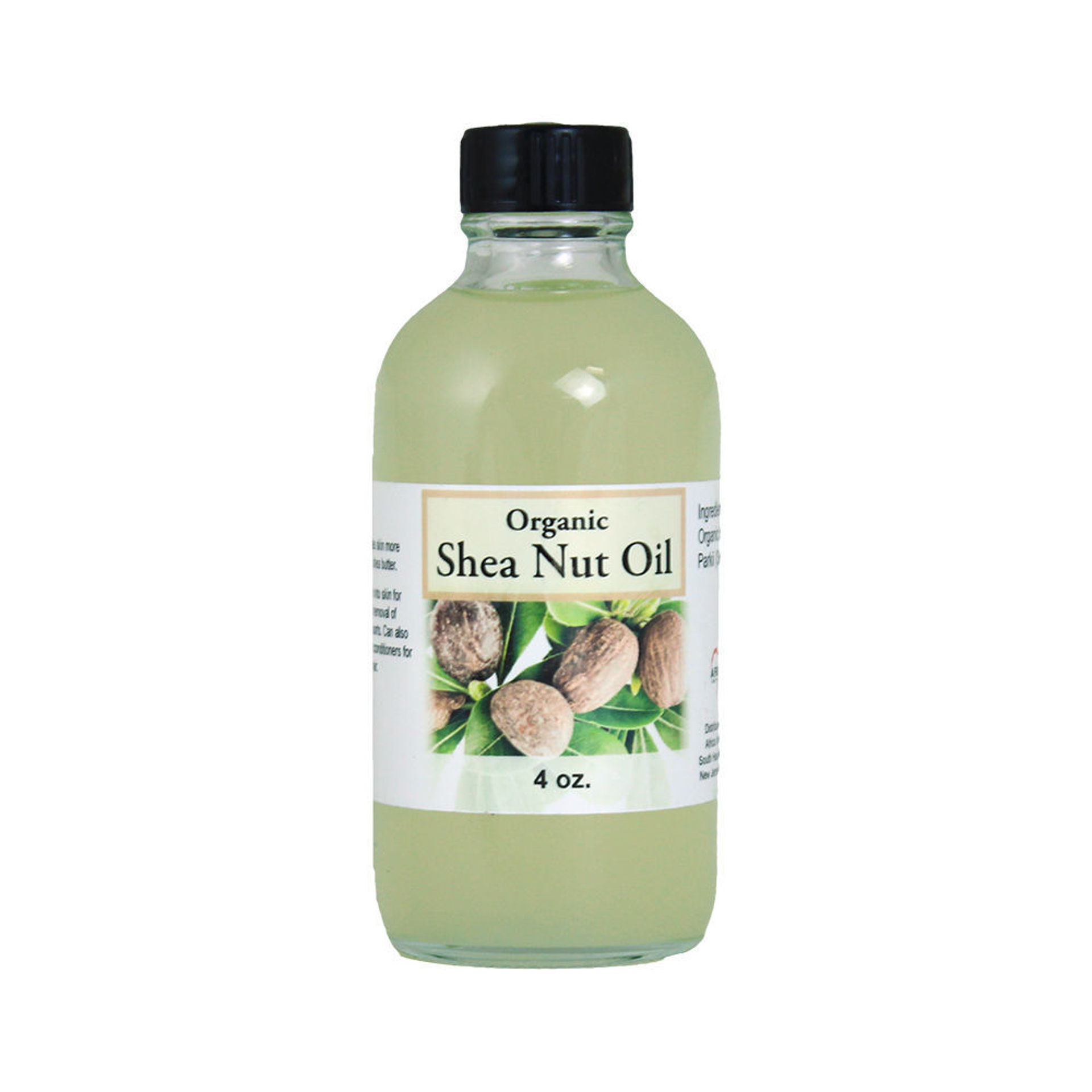 Picture of Organic Shea Nut Oil - 4 oz.