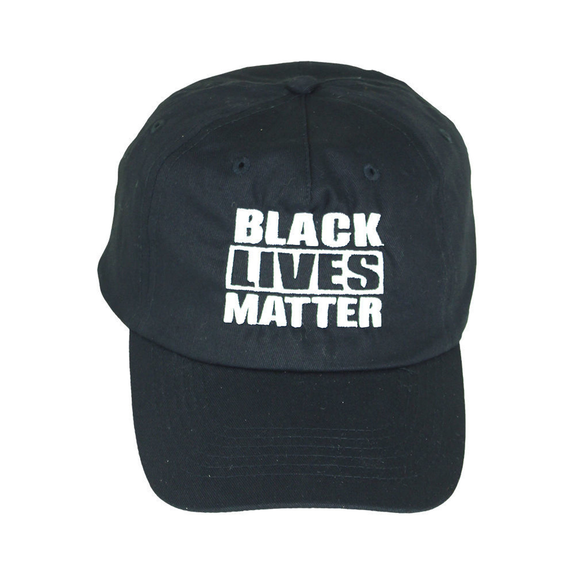 Picture of Black Lives Matter Embroidered Ball Cap