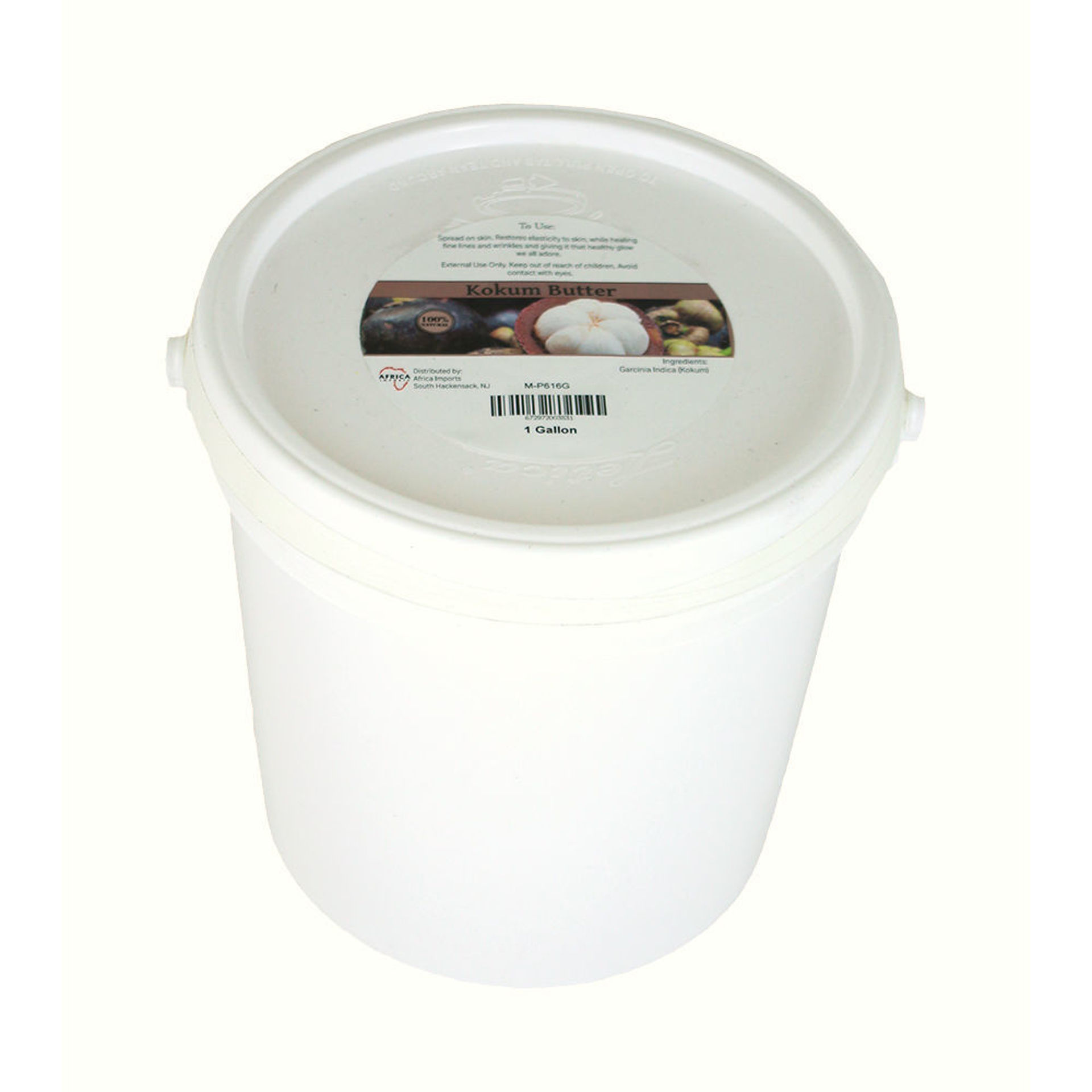Picture of Kokum Butter - 1 Gallon