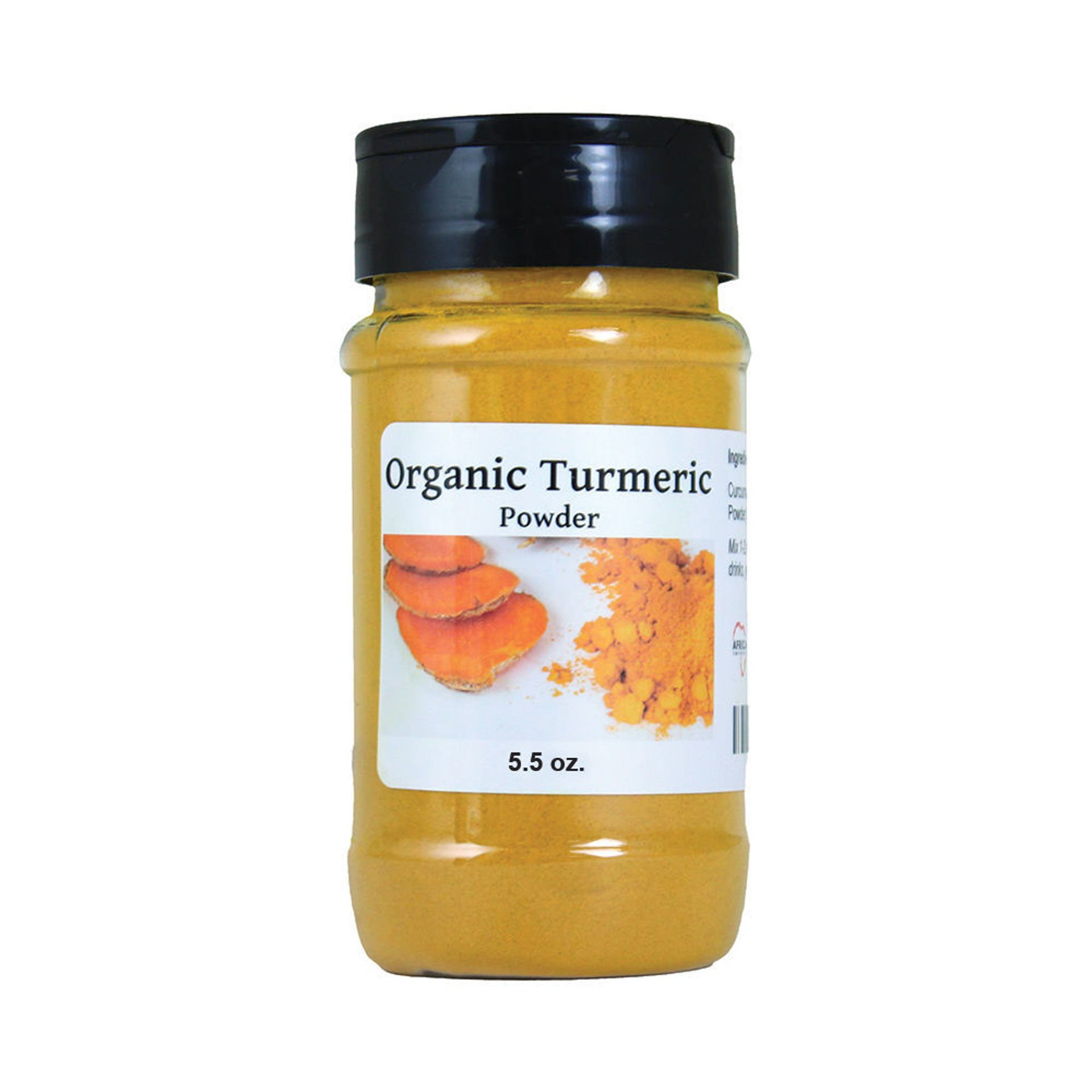 Picture of Organic Turmeric Powder – 5.5 oz.