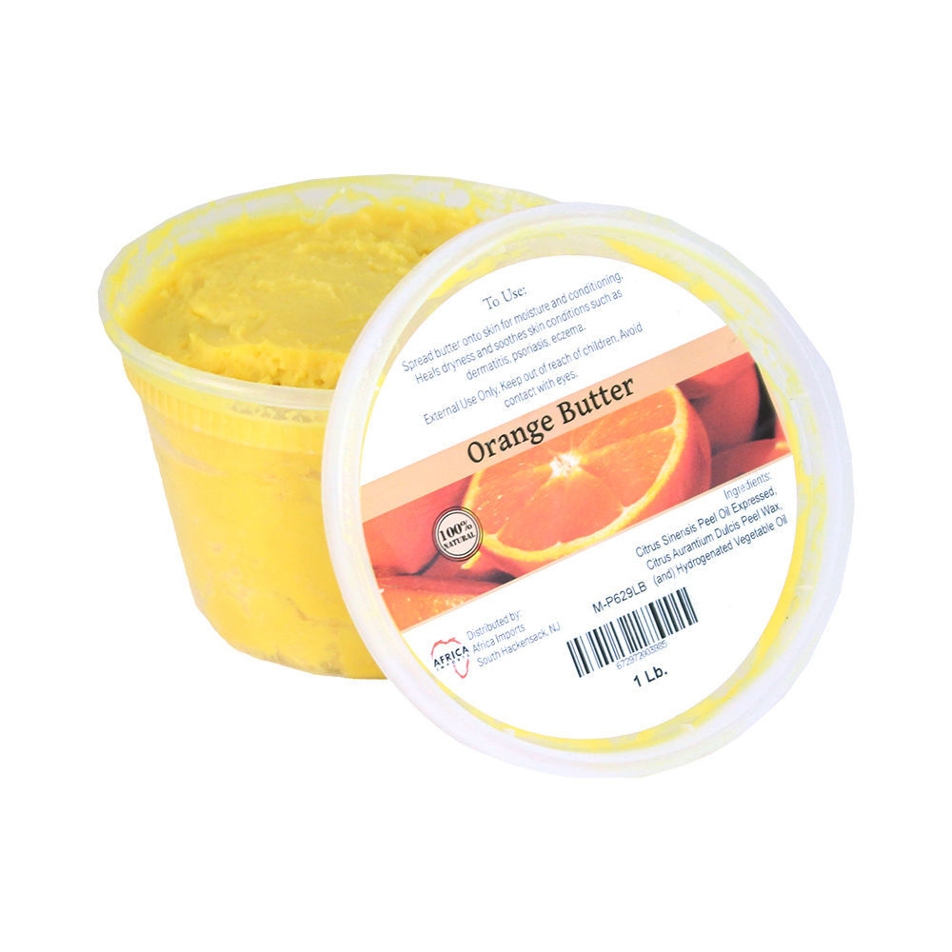 Picture of Orange Butter - 1 Lb.