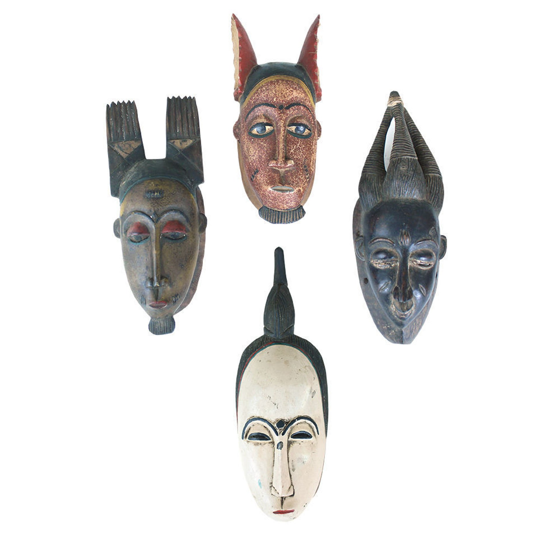 Picture of Ivorian Bouale Mask