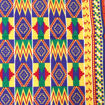 Picture of Blue Kente Fabric