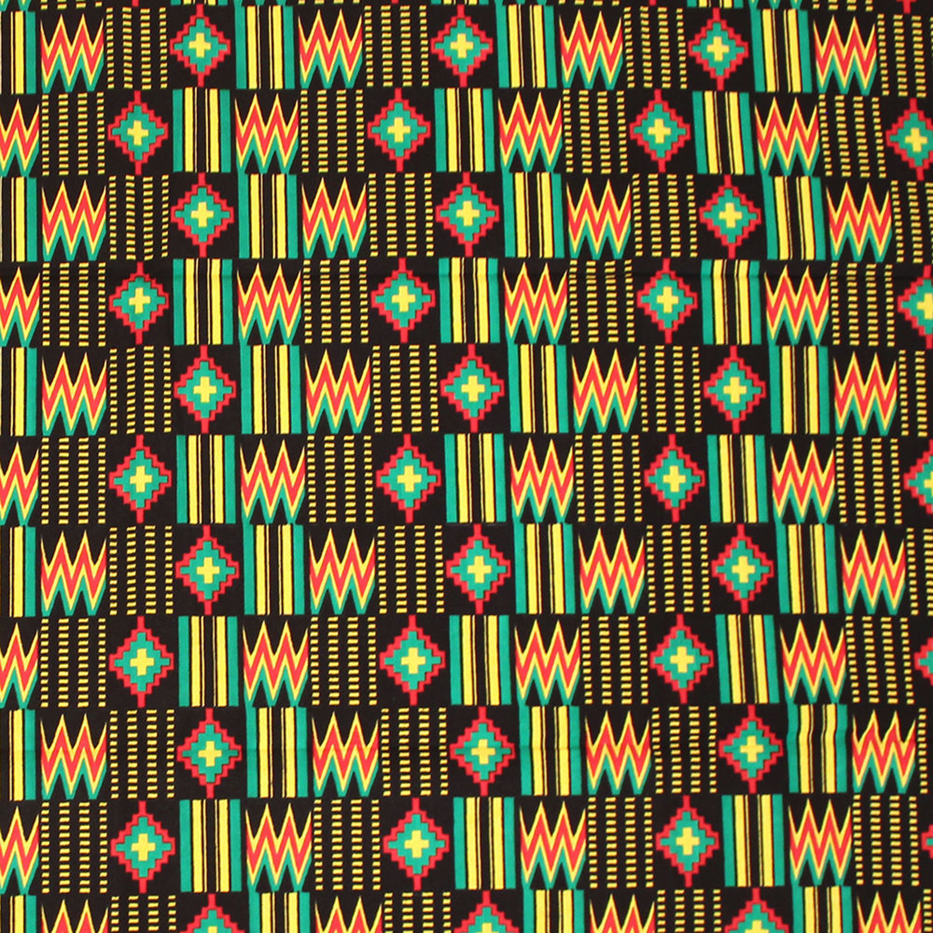 Picture of Pan African Kente  Fabric