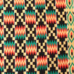 Picture of Kente Colors Of Africa Fabric - 6 yds