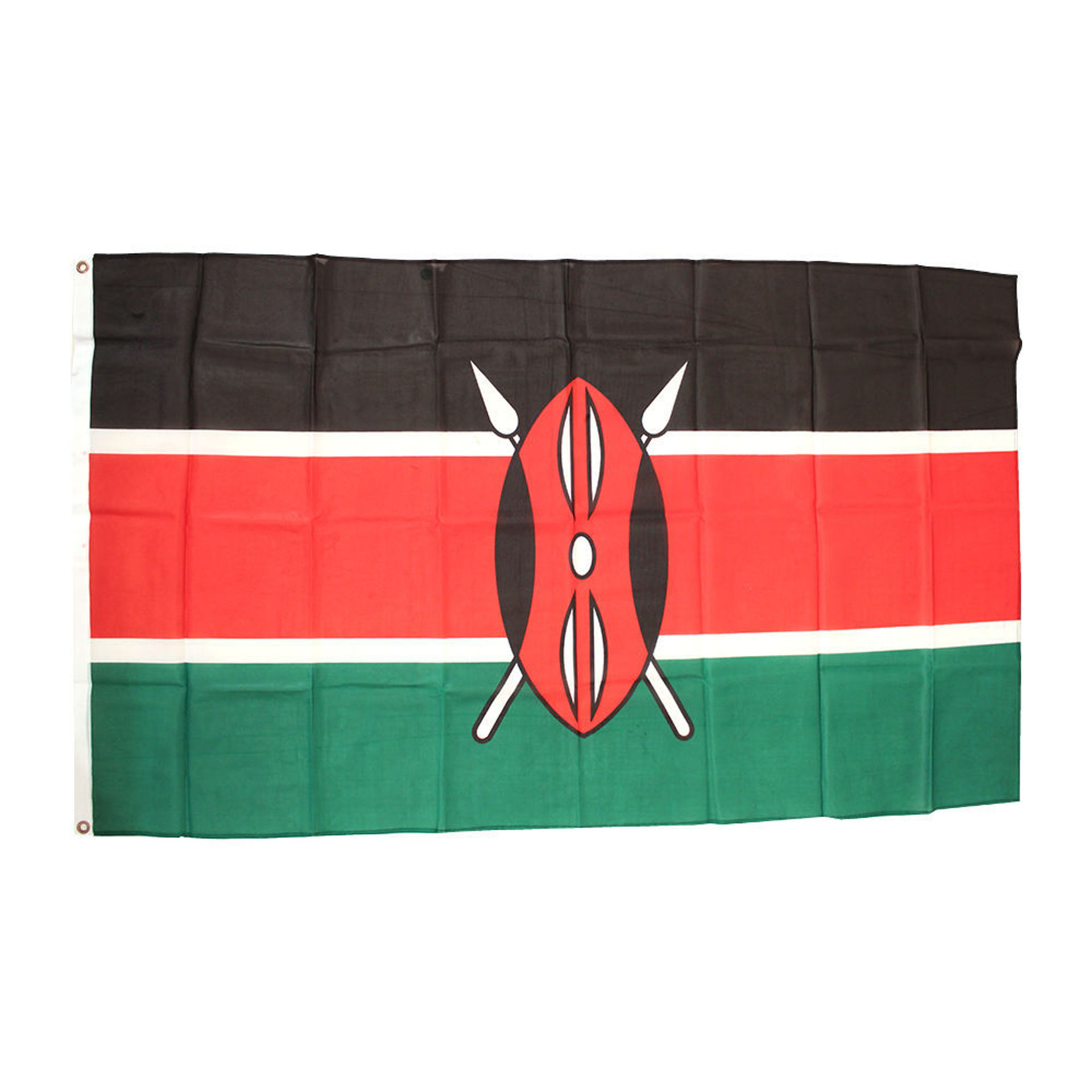 Picture of Deluxe Triple-Knit Kenyan Flag