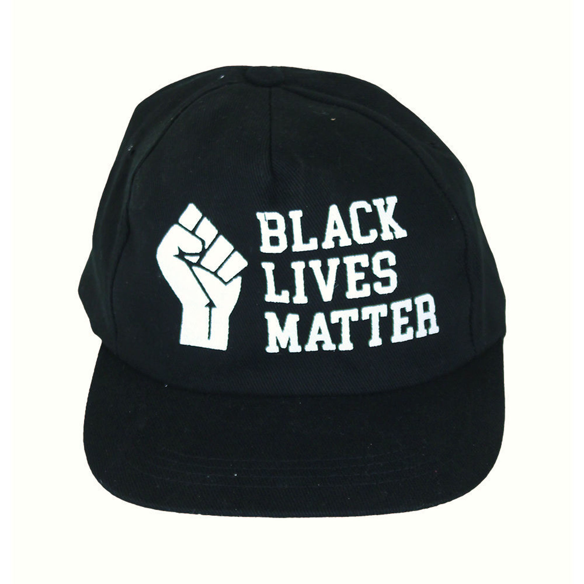 Picture of Black Power Fist Ball Cap