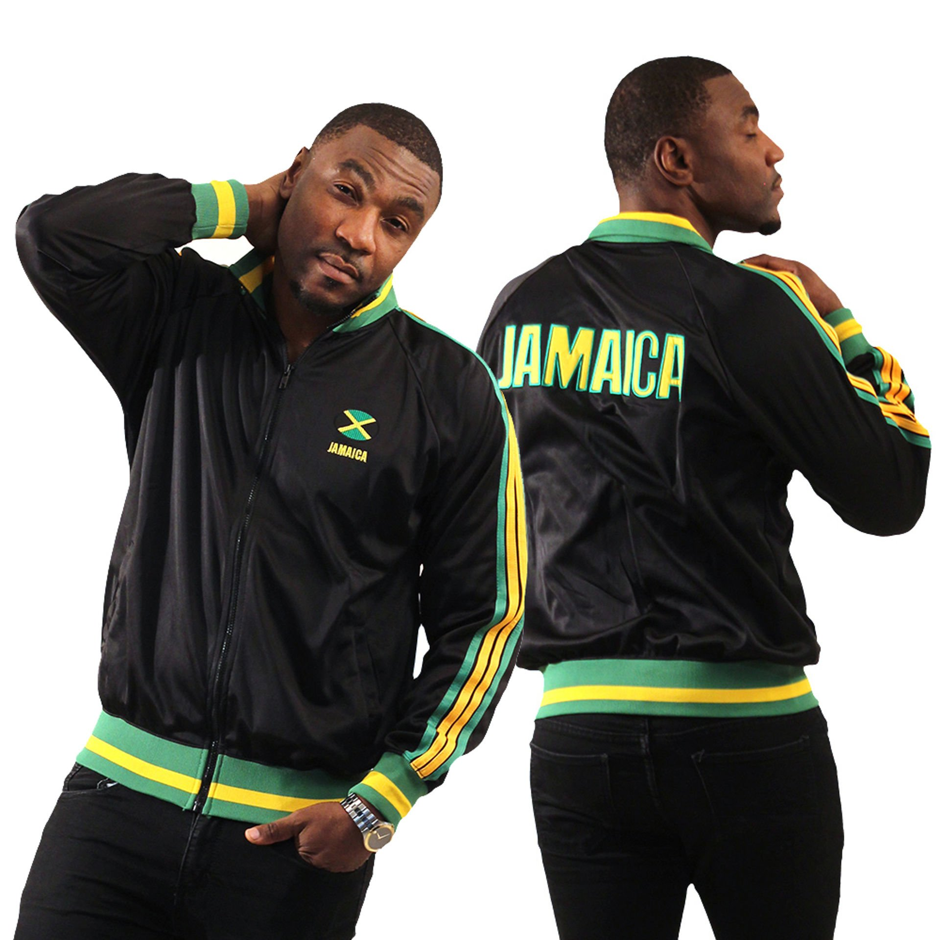 Picture of Jamaica Bomber Jacket