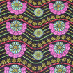 Picture of Color Swirl Polyester Fabric