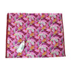 Picture of Purple Leaves Polyester Fabric