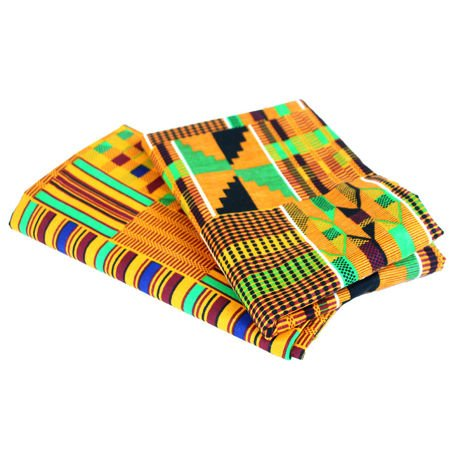 Picture for category Kente Fabrics