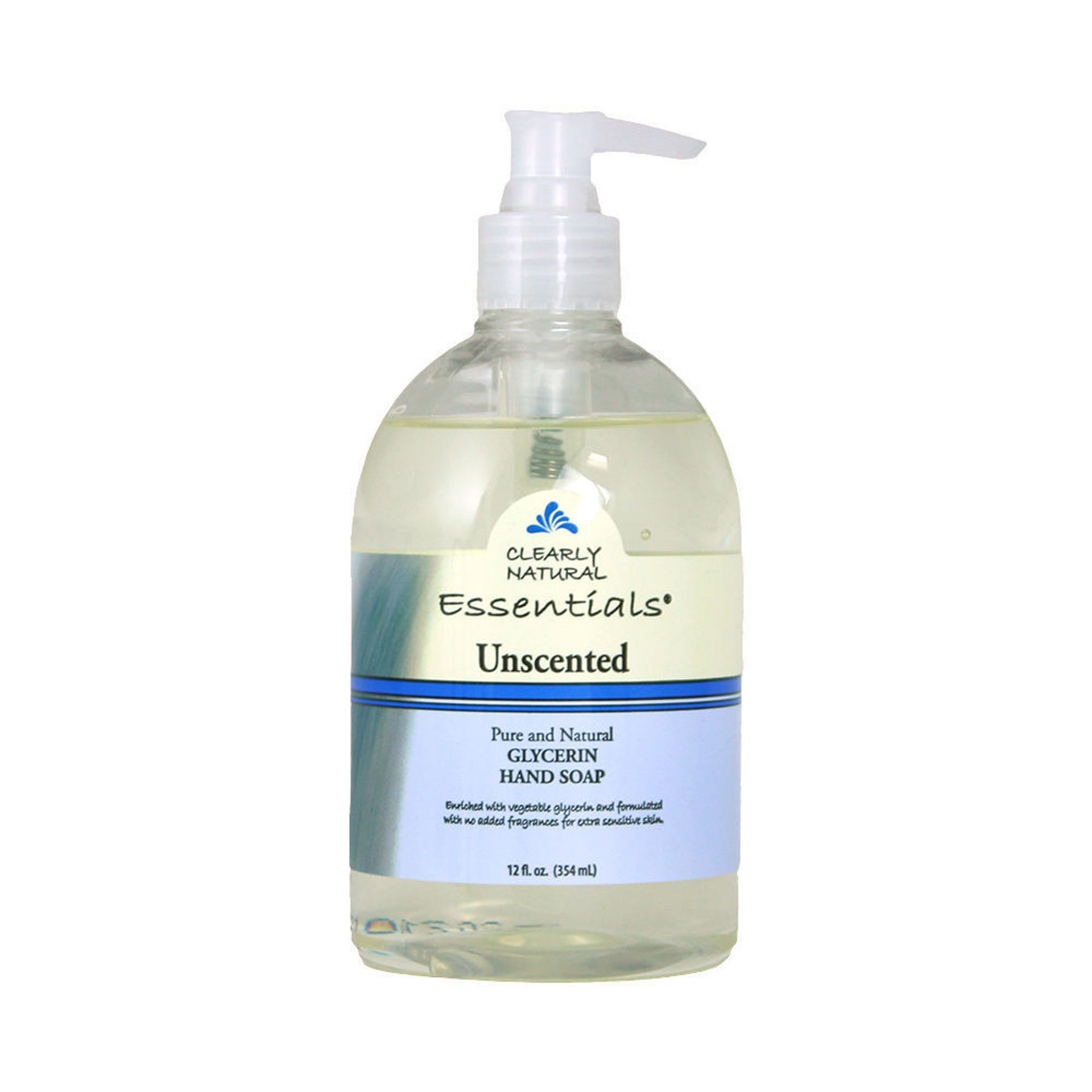 Picture of Glycerin Hand Soap: Unscented - 12 oz.