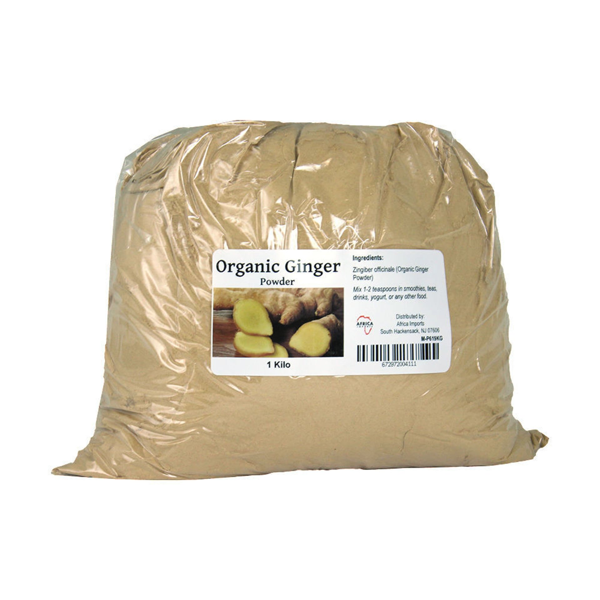 Picture of Organic Ginger Powder – 1 Kilo