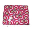 Picture of Fuchsia African Print Fabric