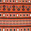Picture of African Made Premium Fabric: Brown Mud