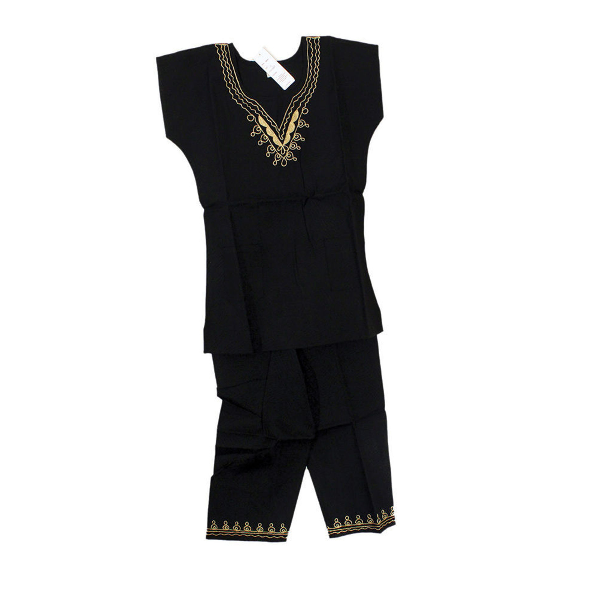 Picture of Children's Embroidered Pant Set