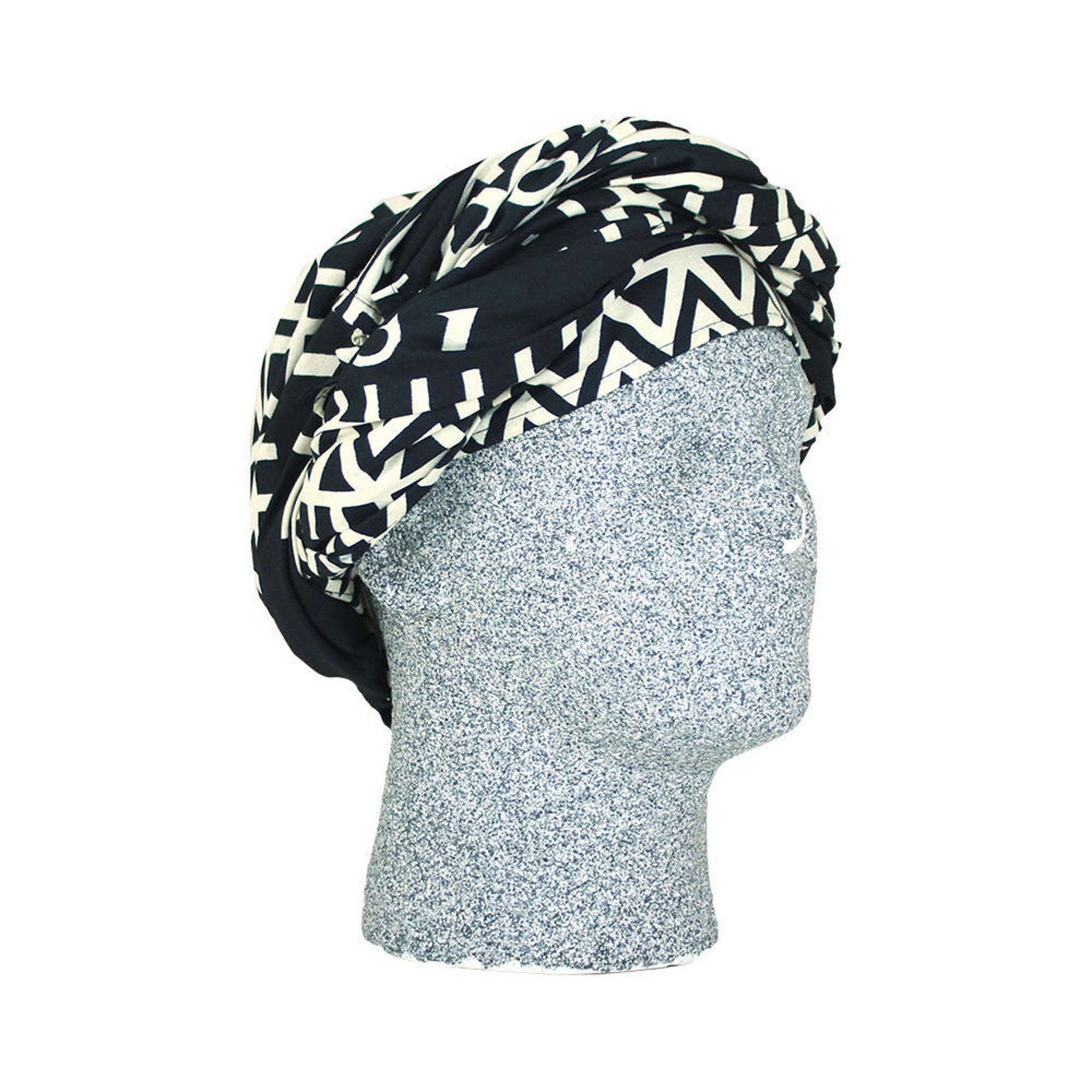 Picture of African Symbols Headwrap