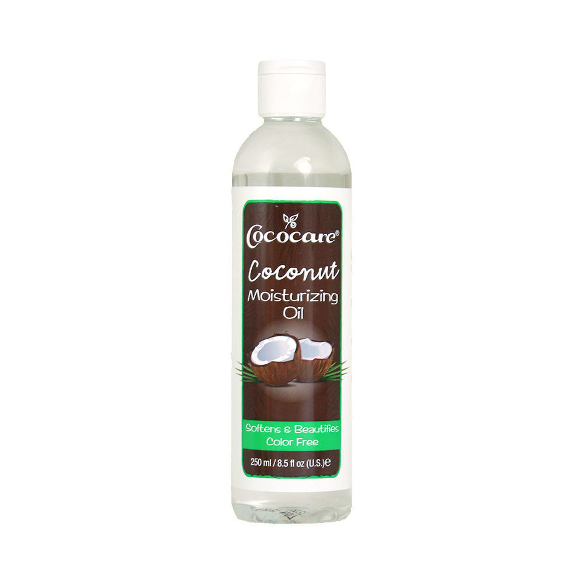 Picture of Coconut Moisturizing Oil - 8.5 oz.