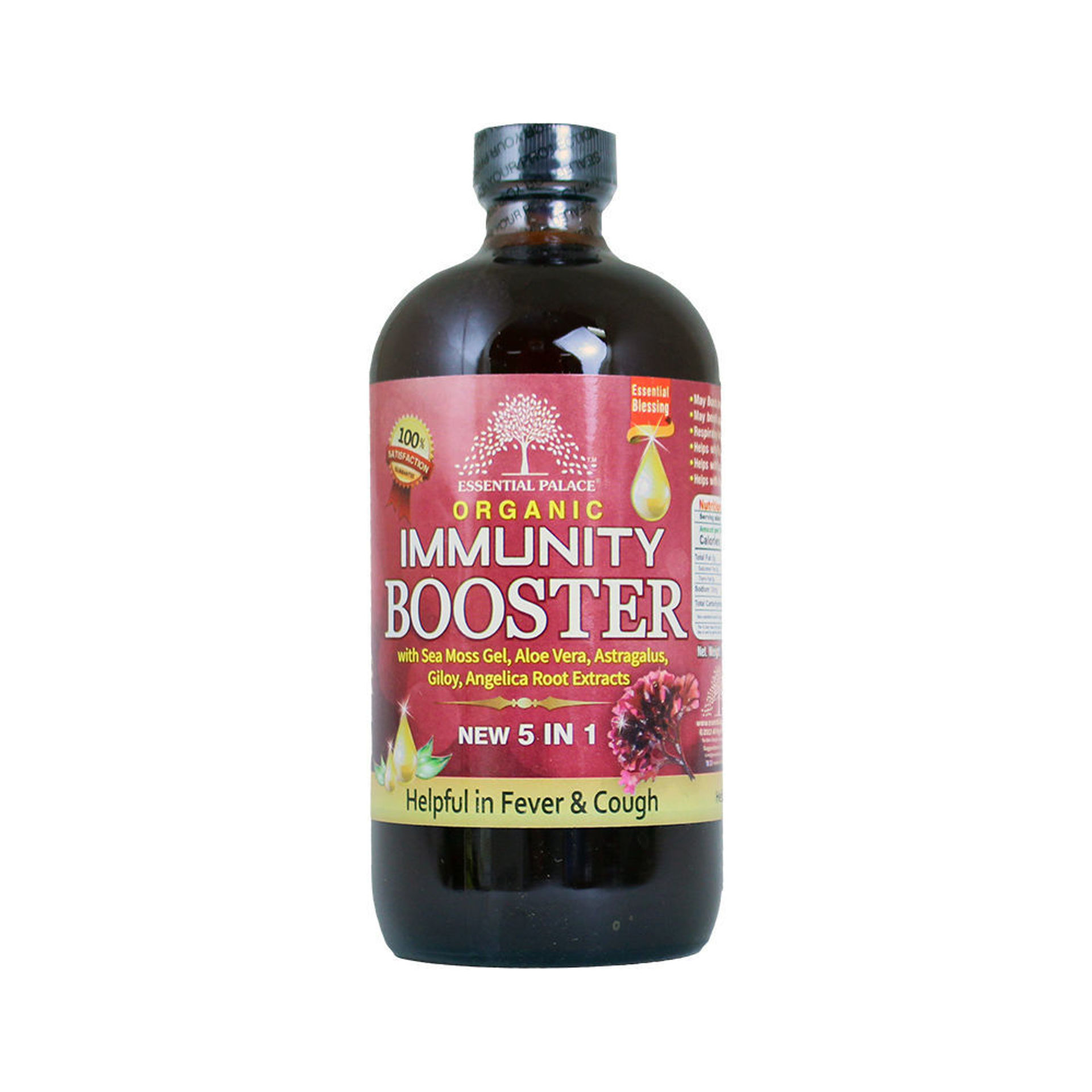 Picture of Organic Sea Moss Immunity Booster