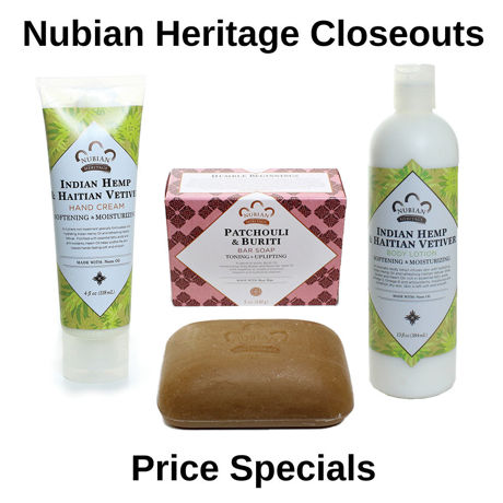 Picture for category Nubian Heritage Closeouts