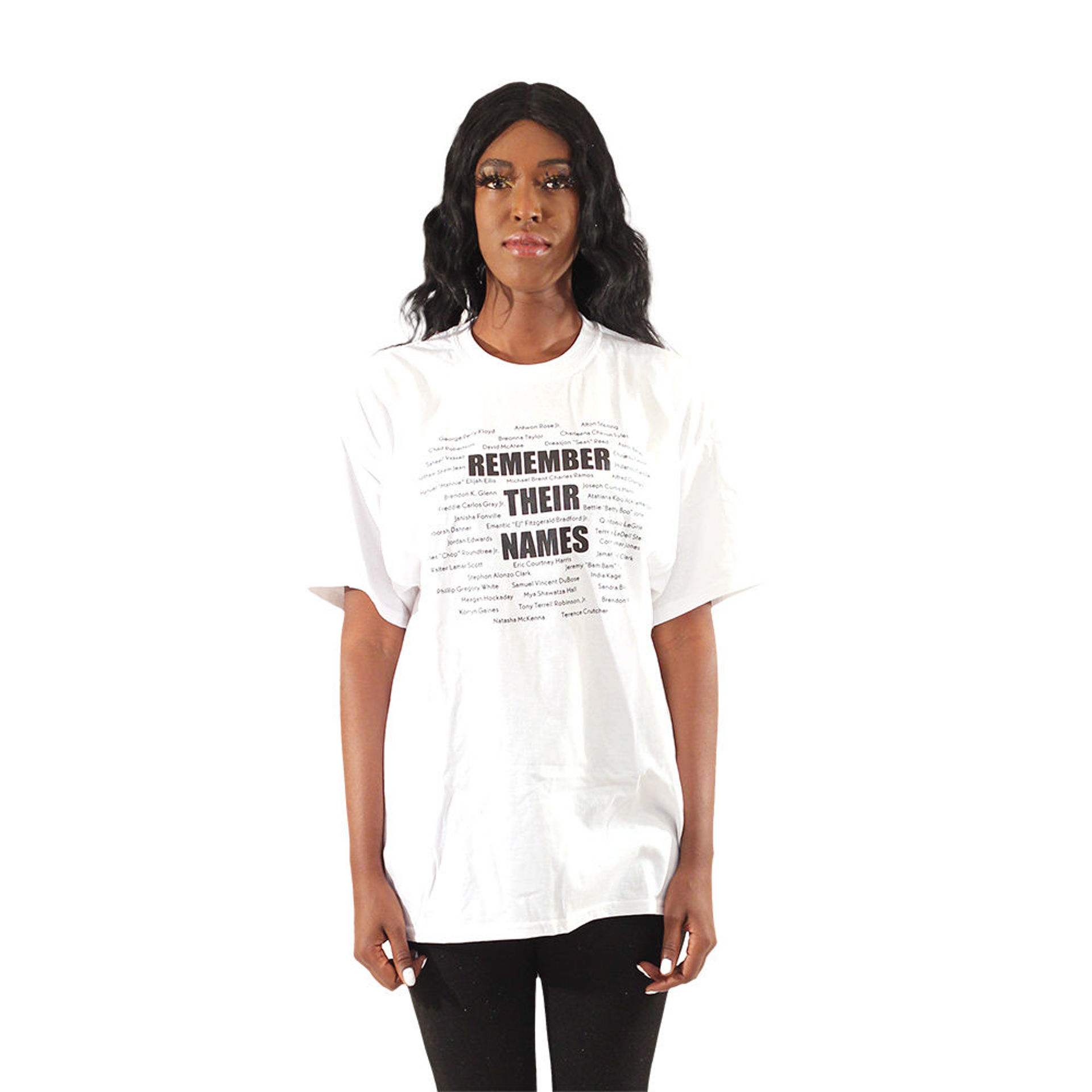 Picture of Remember Their Names T-Shirt