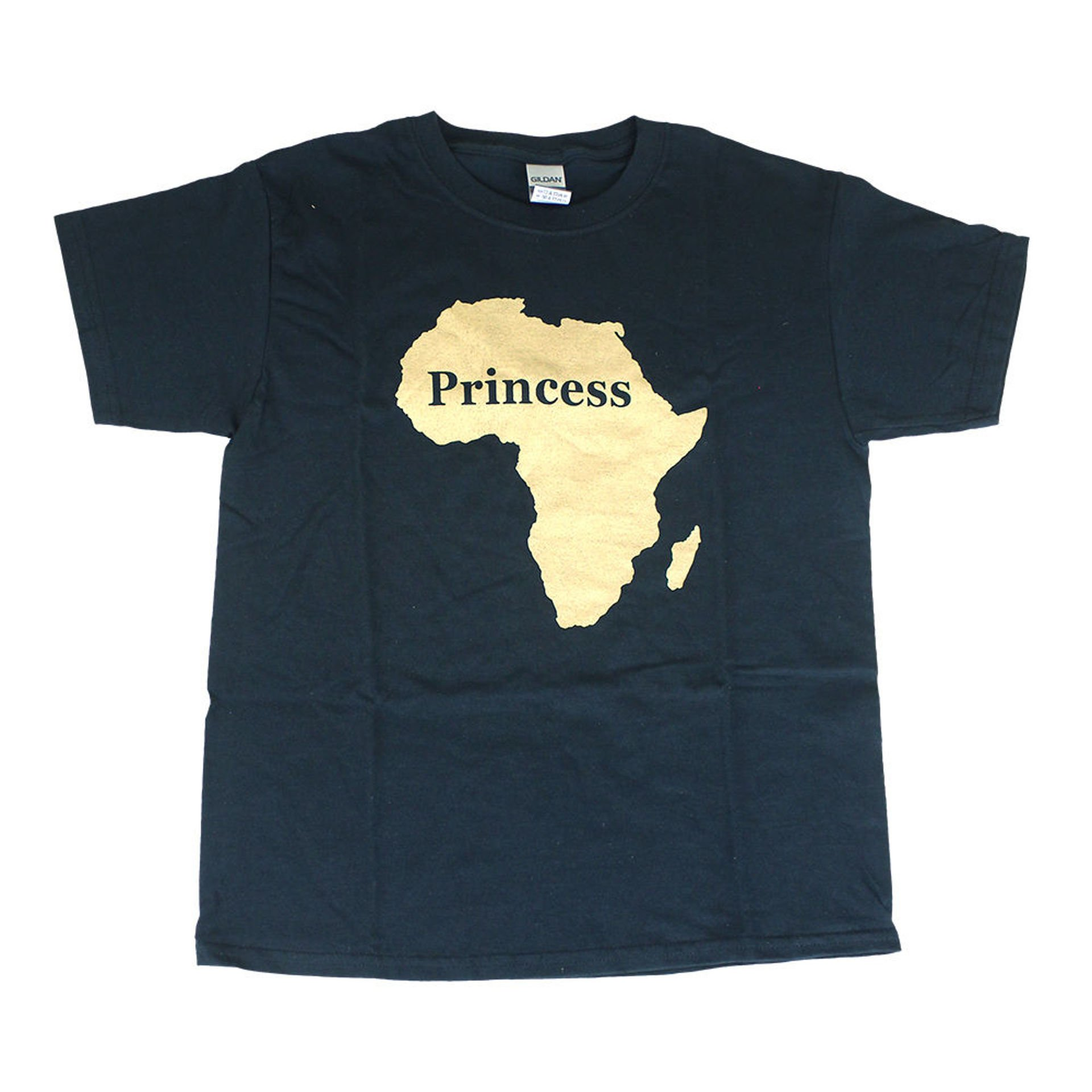 Picture of African Princess Children's T-Shirt
