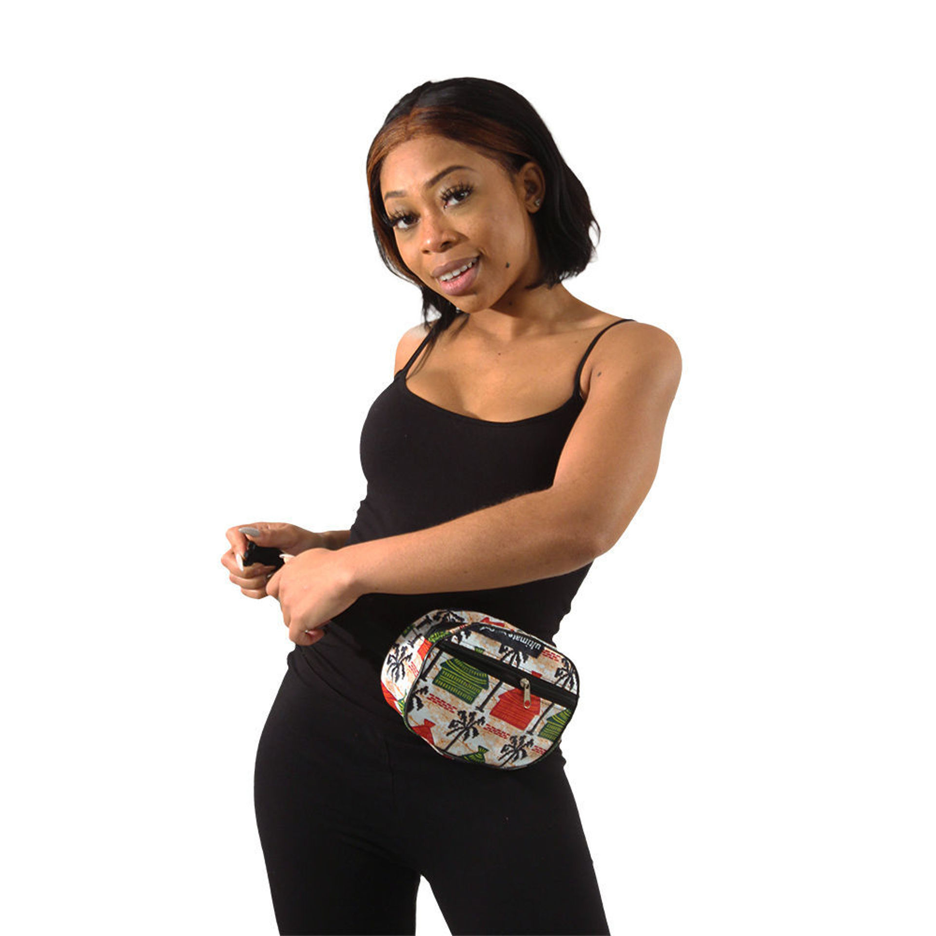 Picture of African Print Waist Pack