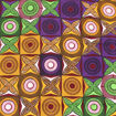 Picture of African Print Symbol Fabric