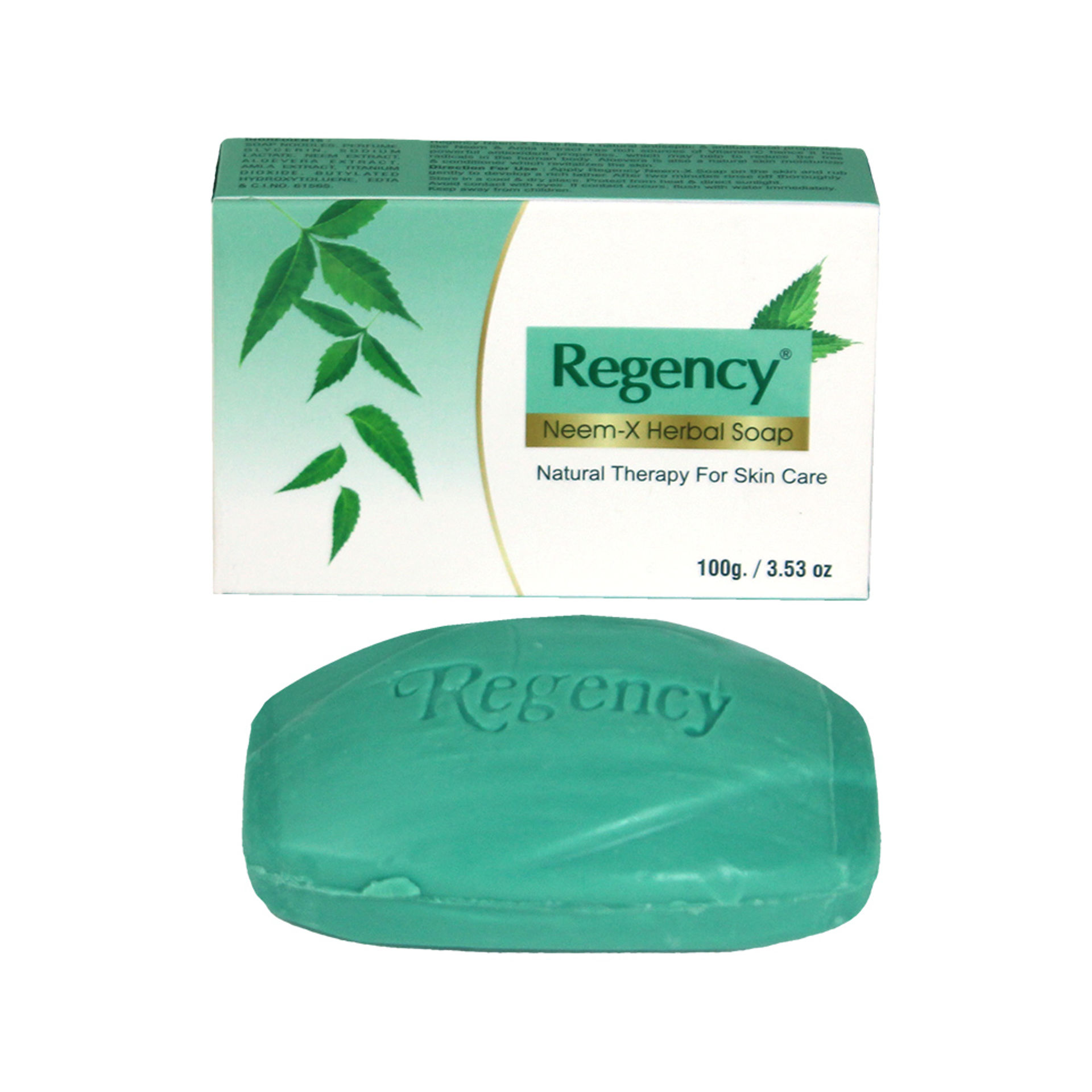 Picture of Neem-X Herbal Soap - 3.53 oz.
