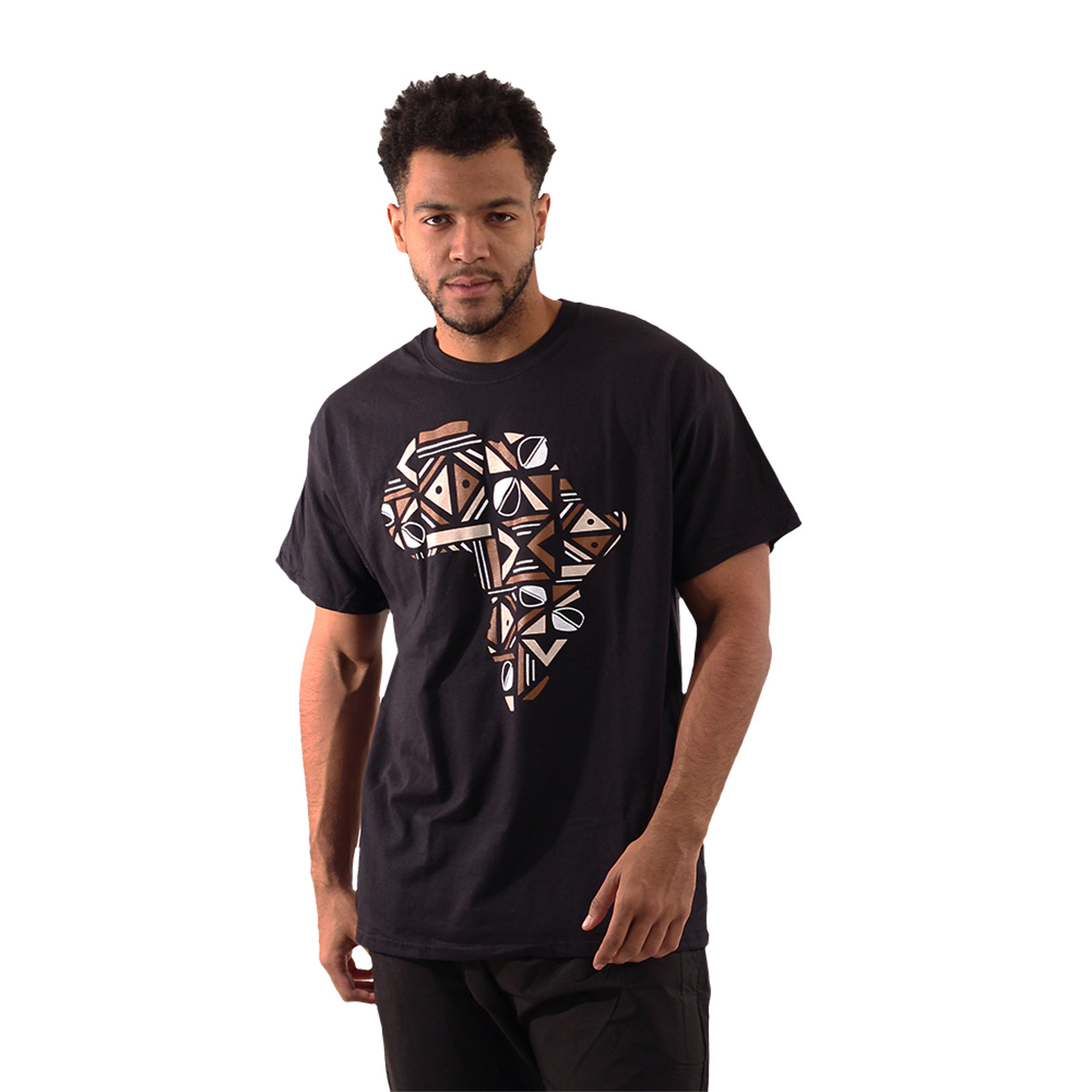 Picture of Mud Print Africa T-Shirt