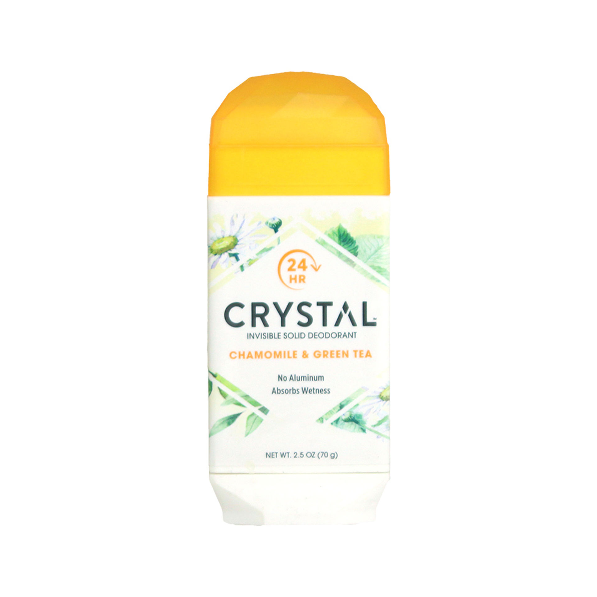 Picture of Crystal Deodorant: Chamomile & Green Tea