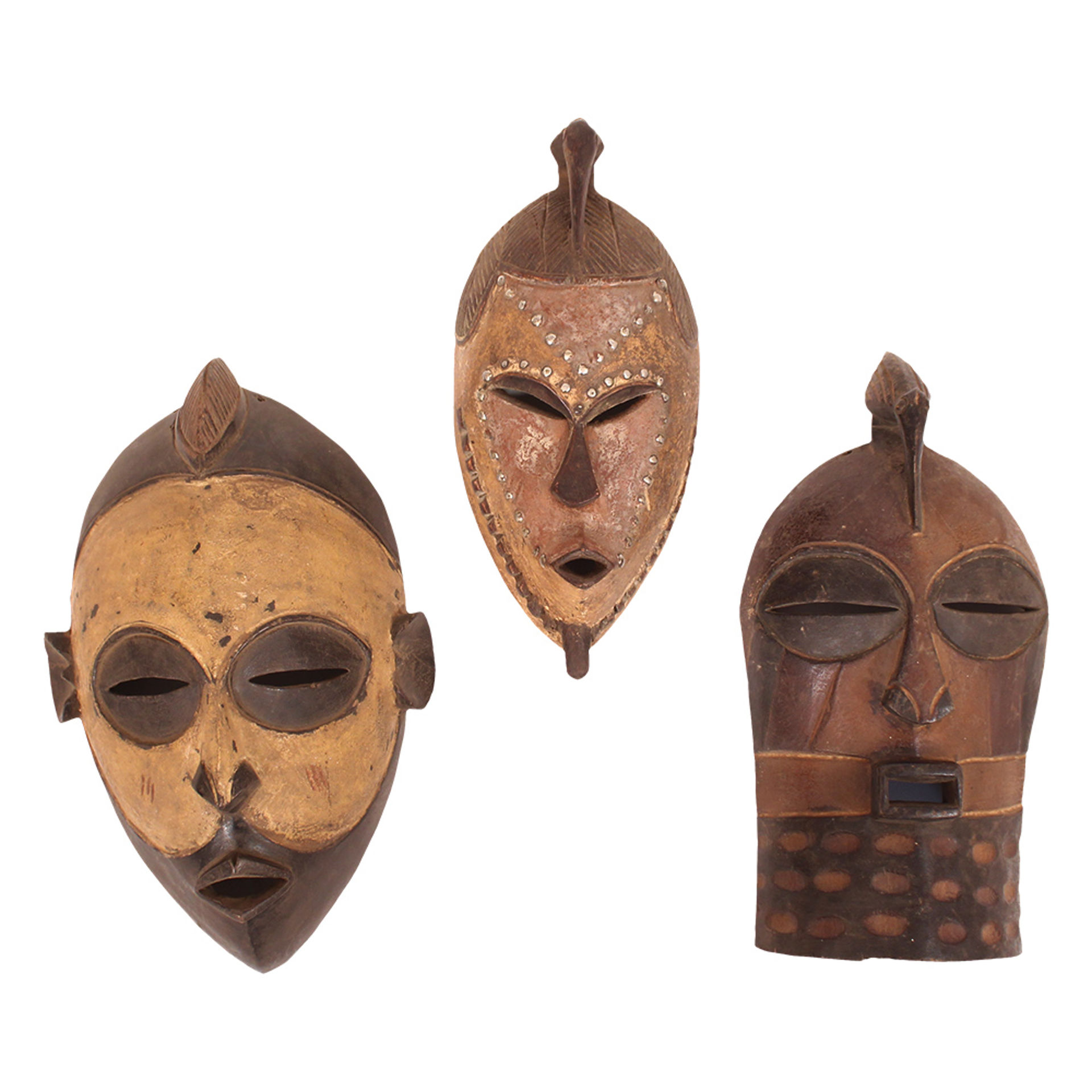 Picture of Congolese Mask