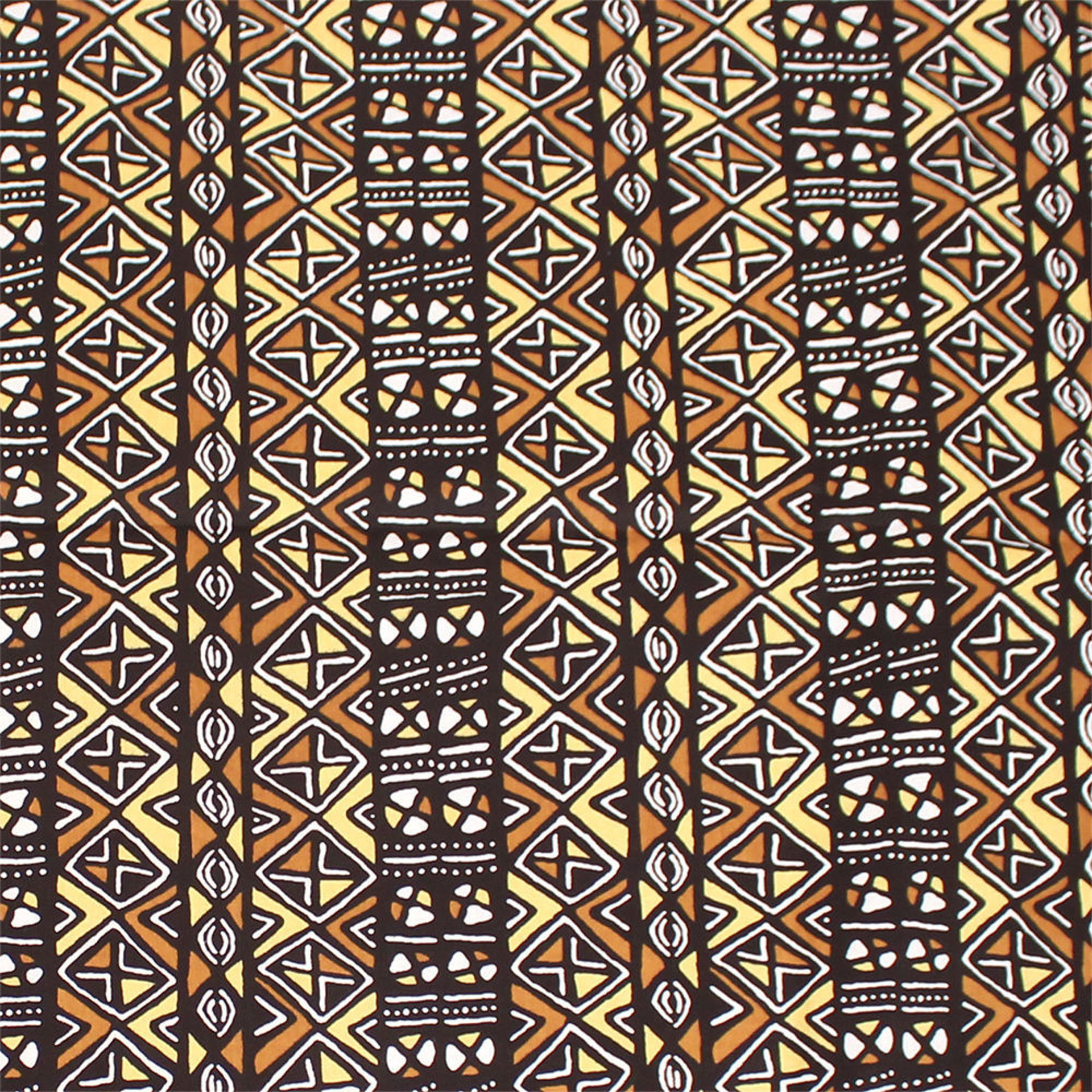 Picture of Economy Mud Print Fabric 12 Yds