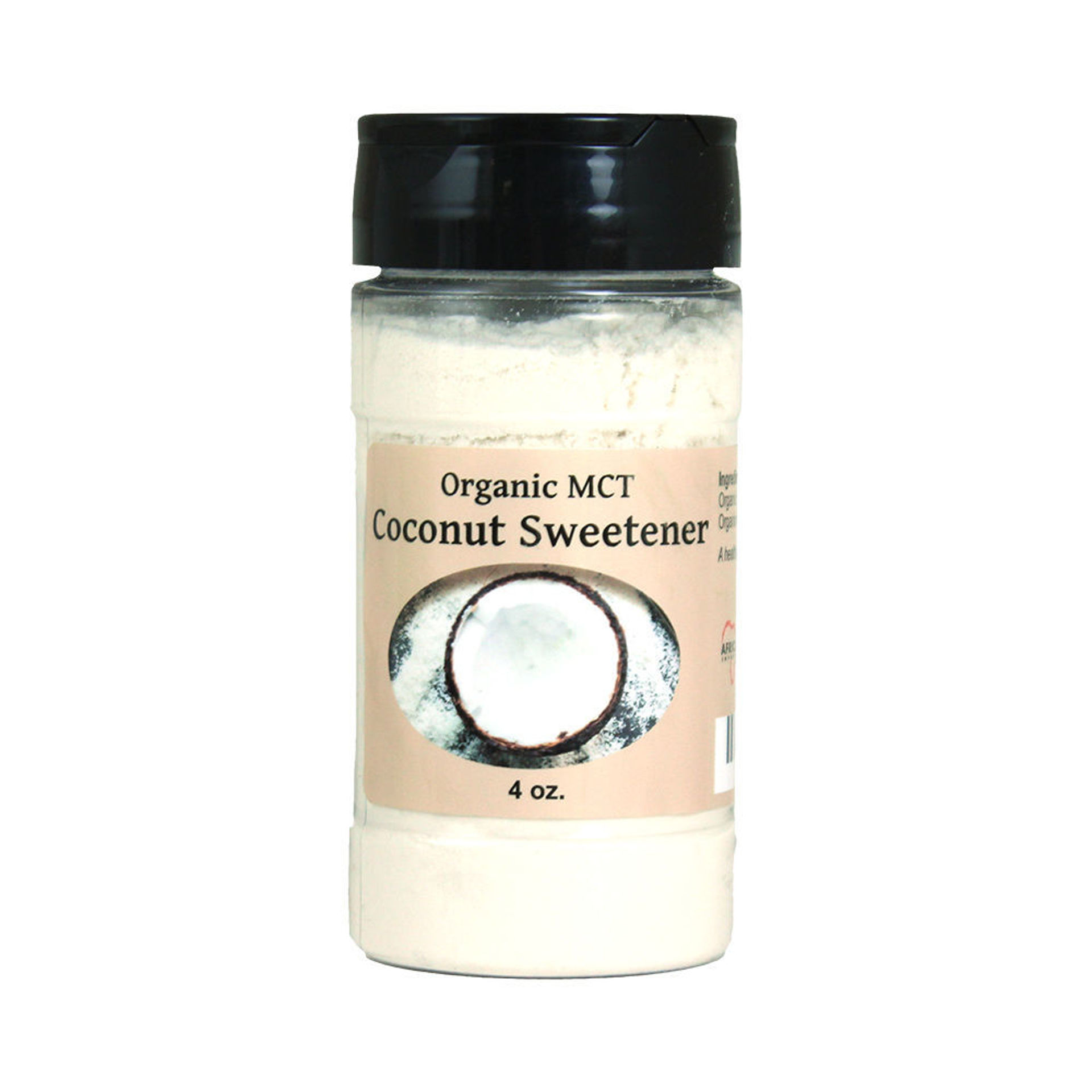 Picture of Organic MCT Coconut Sweetener - 4 oz.