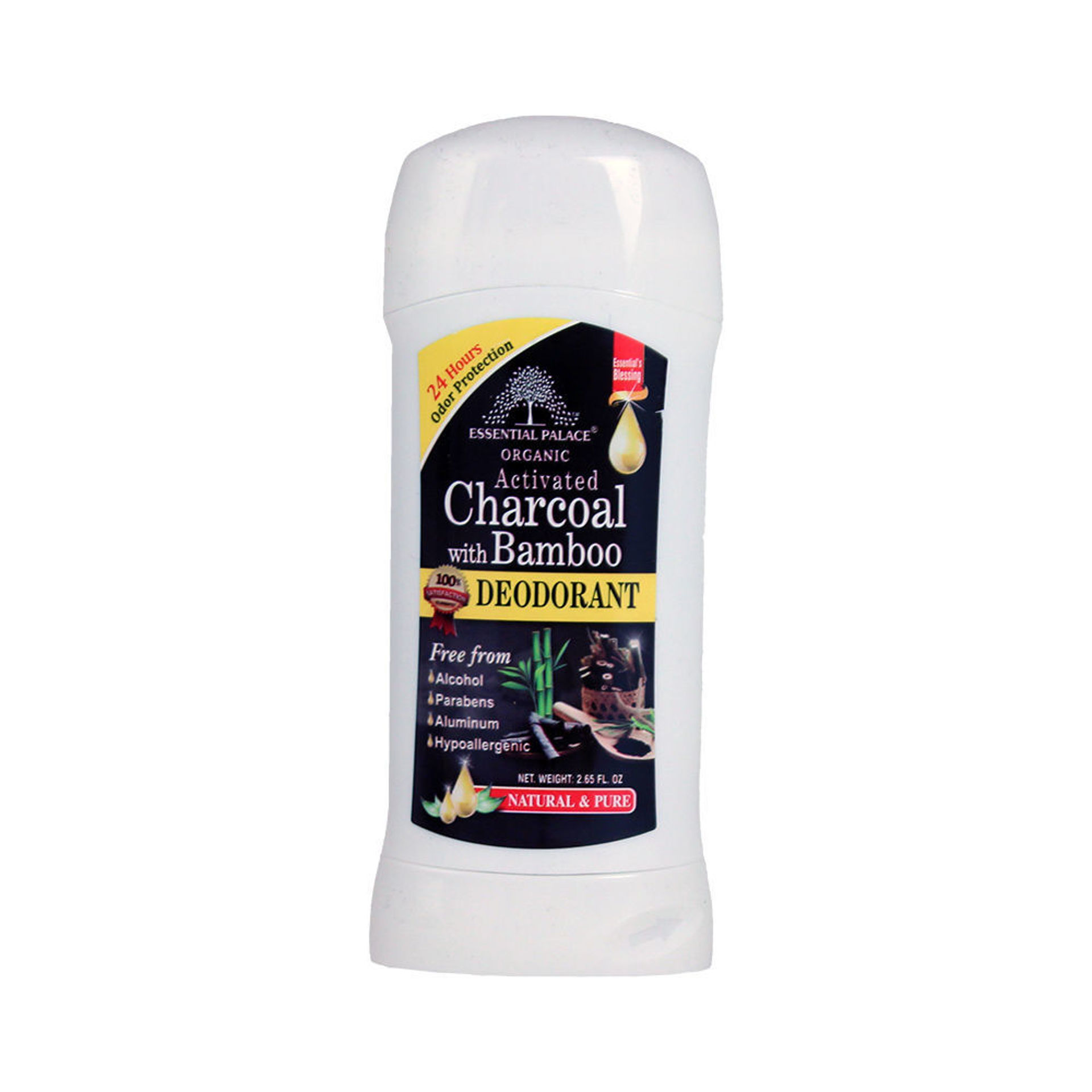 Picture of Charcoal & Bamboo Deodorant
